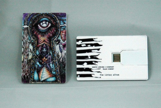 Tarot flash drive