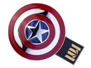 captain america flash drive