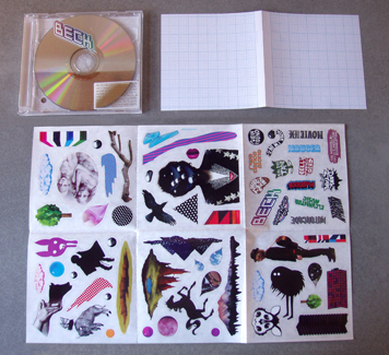 jewel cases, 9 Albums that Creatively Use Clear Jewel Cases