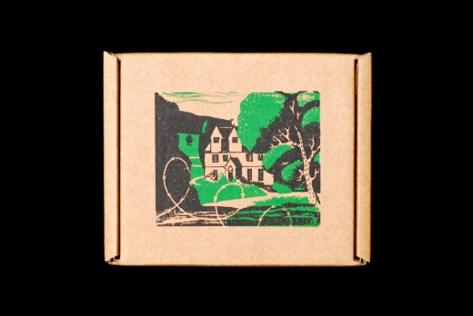 CD packaging, CD Packaging: Tyneham House