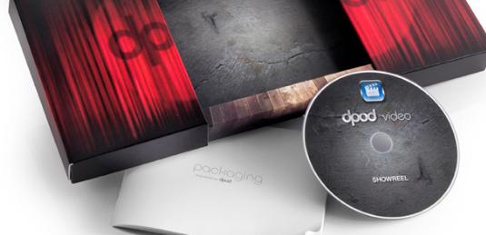 creative dvd packaging
