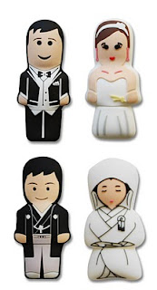wedding flash drives, 8 Charming Wedding Flash Drives