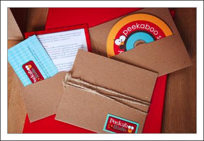 CD cardboard case
