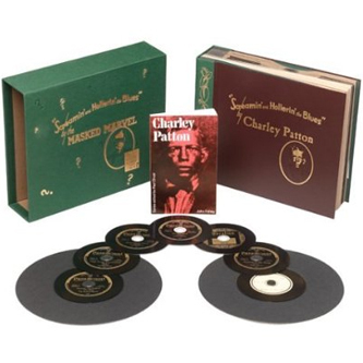 grammy music packaging charley patton