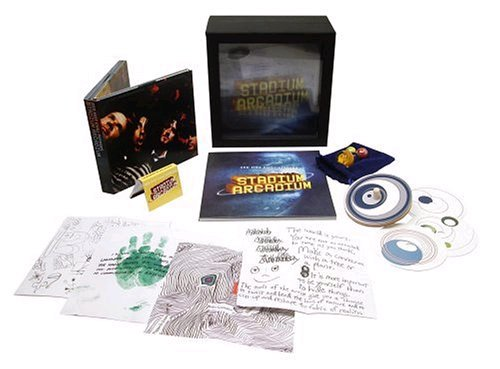 grammy music packaging stadium arcadium