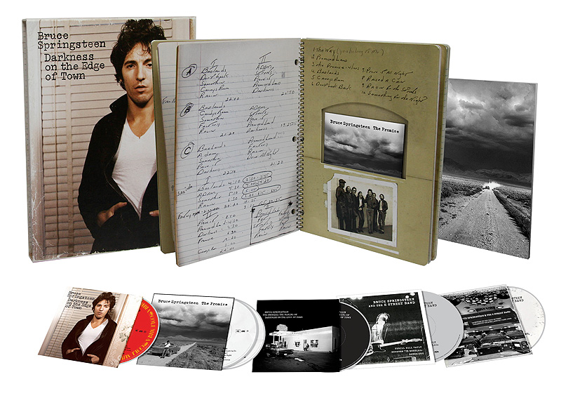 grammy music packaging bruce springsteen