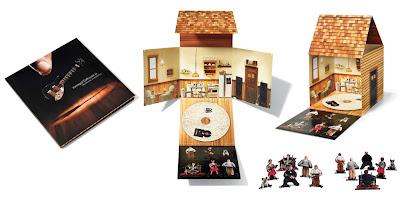 cardboard houses, DVD Packaging: Cardboard Houses