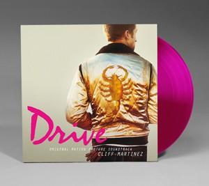 drive pink vinyl soundtrack