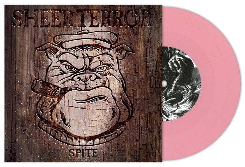 Sher Terror- Spite vinyl
