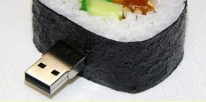 food USB designs