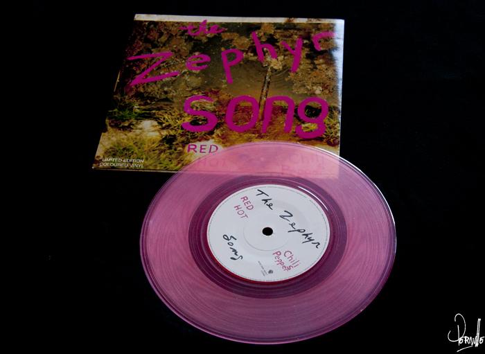 zephyr song rhcp pink vinyl