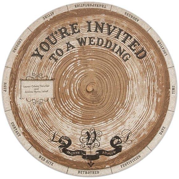 wedding invites, 18 Weird But Cute Wedding Invites