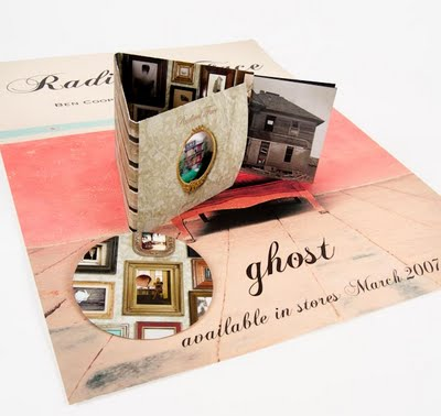 Music Packaging: Ghosts- Radical Face