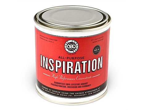 inspiration can