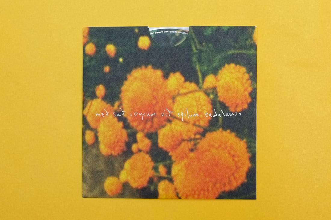 Sigur Ros CD Packaging, CD Packaging: Sigur Ros – Með Suð Book