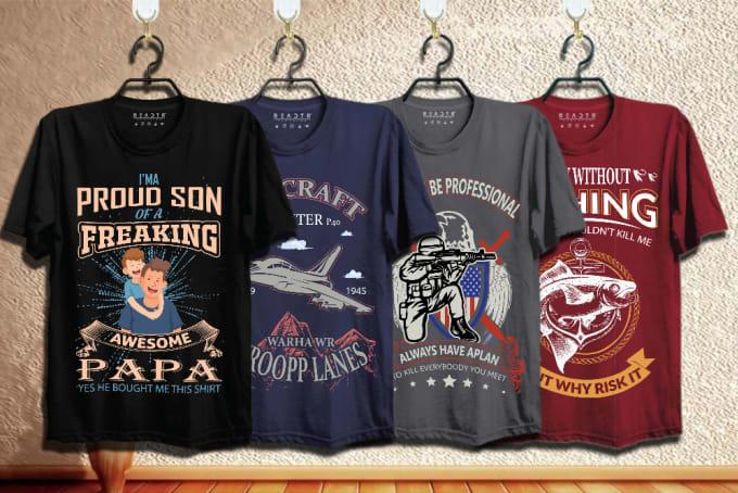 t-shirt merch printing
