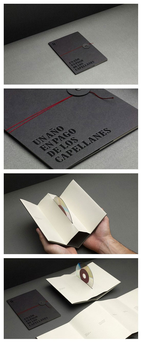 creative CD brochure design