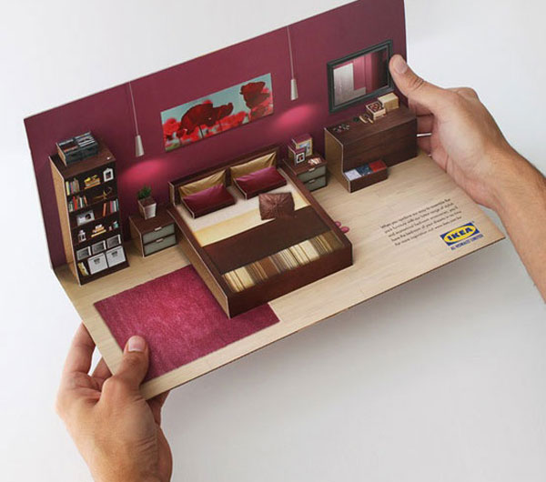brochure design ikea