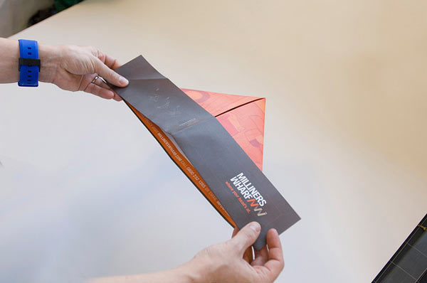 brochure designs, 15 of the Most Creative Corporate Brochure Designs