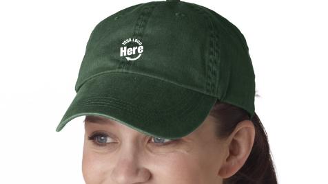 custom cap printing USA