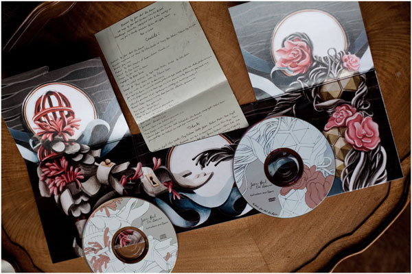 conceptual DVD, 21 Conceptual DVD Packaging Designs That are Hard to Ignore