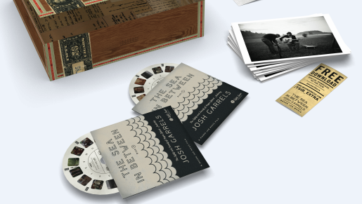 conceptual CD packaging designs