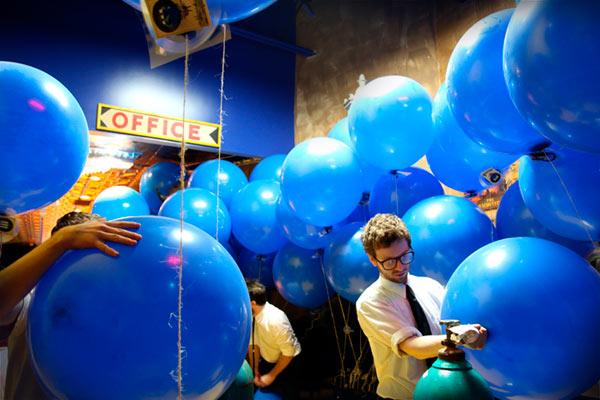 Album Release Gimmicks balloons