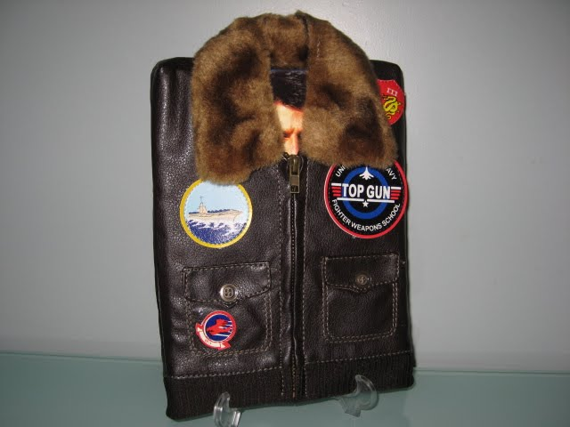 Top Gun clothing DVD package