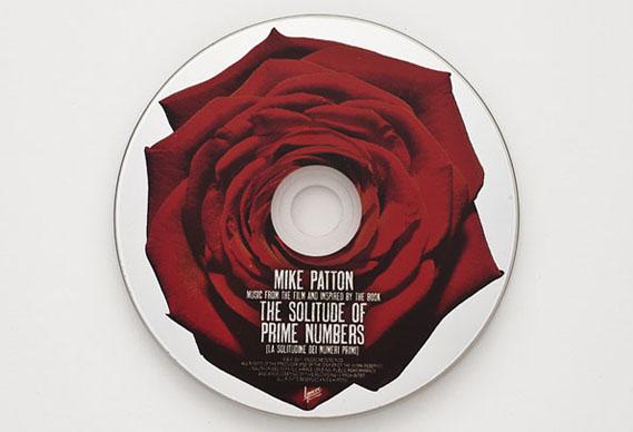 cd packaging, CD Packaging: Mike Patton's Rose Leaf CD Wrap