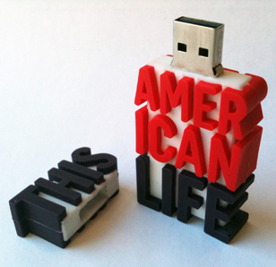 Flash Drive for Movies