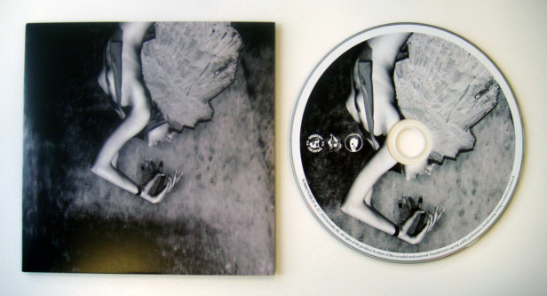 cd packaging, CD Packaging: Where Did The Night Fall- UNKLE