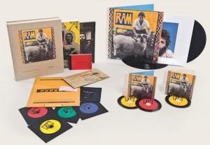 RAM dvd packaging