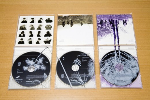 clear CD cases, 15 Albums That Creatively Use Clear CD Cases