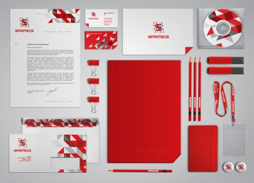 creative identity kit branding
