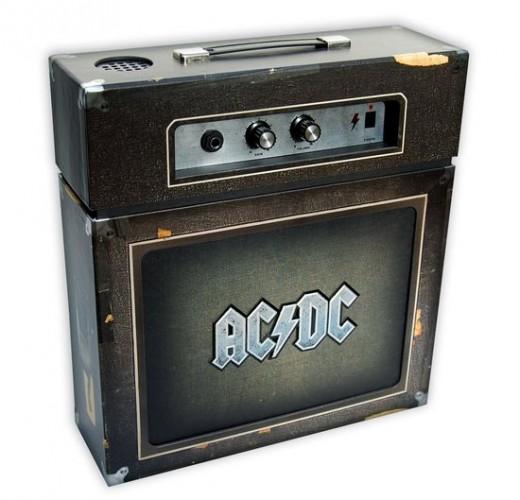 ACDC Speaker box set