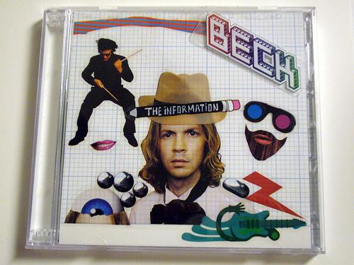 creative beck cd case