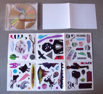 Beck creative CD concept