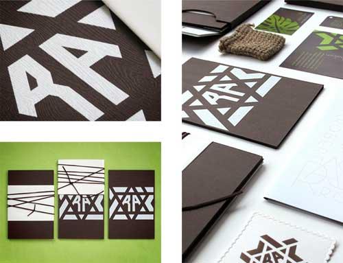 eco corporate identity kit