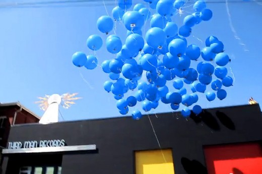 jack white album release balloon