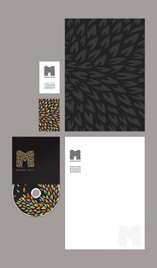 Michael Spitz promotional kit