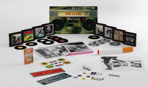 clash box set