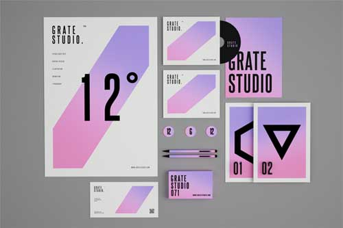 corporate identity, 13 Really Impressive Corporate Identity Kits