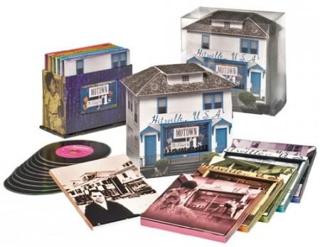 hitsville promotional box set