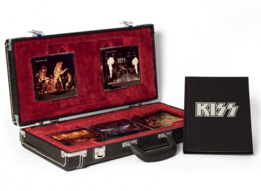 suitcase kiss box set