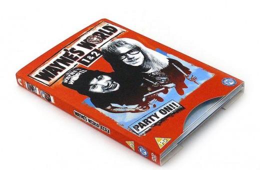 DVD digipaks, DVD Digipaks that Really Call Attention