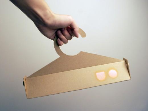 t-shirt case cardboard