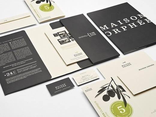 presentation folder branding