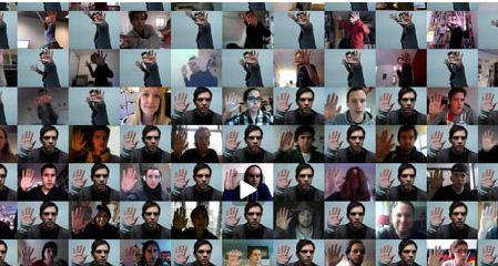 crowdsourcing music video