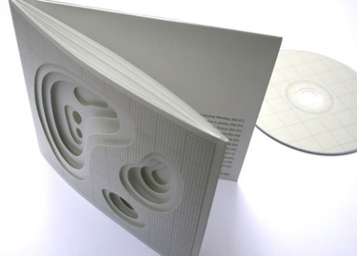 Cutout CD Packaging, Awesome Examples of Cutout CD Packaging