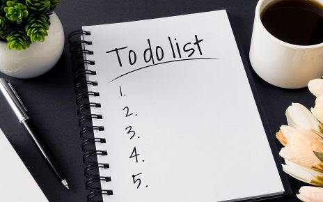 musician to do list